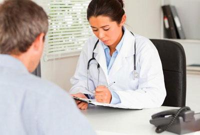 врач назначает дозировку препарата