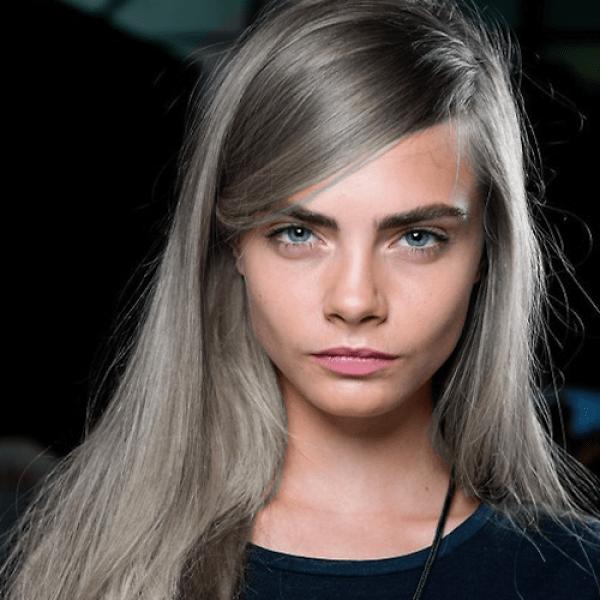 Как добиться пепельного цвета волос