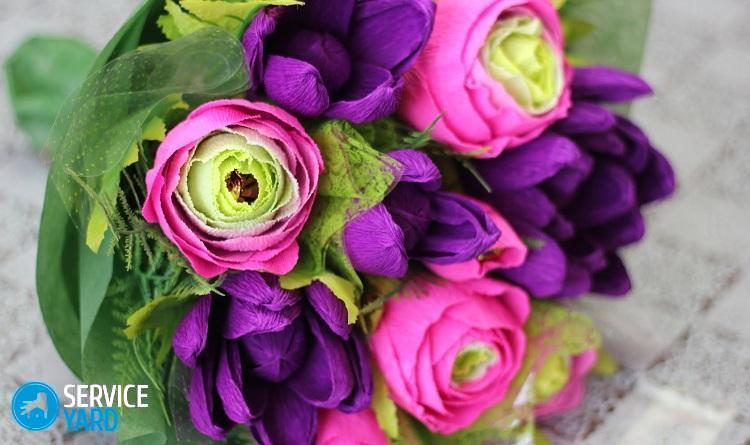 Цветы из овощей своими руками пошагово фото 248