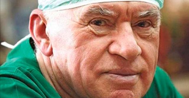 Всемирно известный врач Лео Бокерия