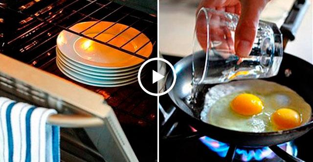15 секретов для кухни